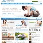 My Yoga Online Homepage
