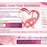 My Yoga Online Valentine's Theme